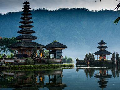 Северо-запад Бали: святыни и волшебная природа