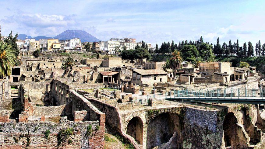 Неаполь и Геркуланум: день в прошлом