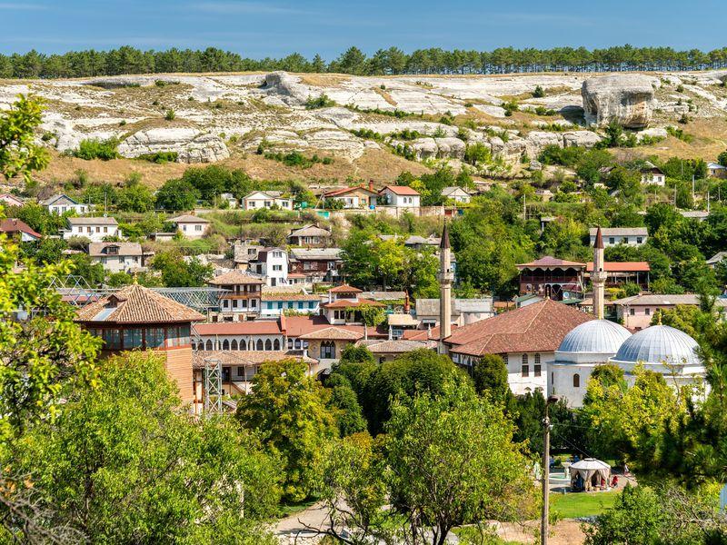 Севастополь — Бахчисарай. Красивое путешествие в прошлое width=