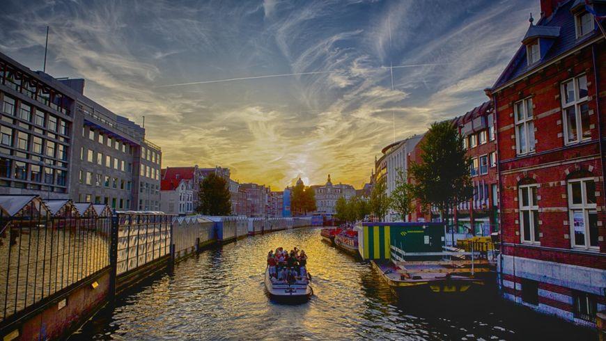 Амстердам изнутри