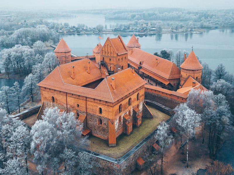 Экскурсия Вильнюс и Тракай — современная и древняя столицы Литвы