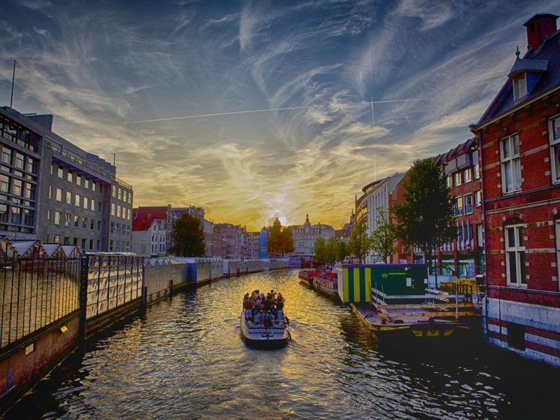 Экскурсия Амстердам изнутри