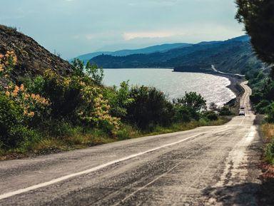 ИзАлушты— вАфинеон по самой красивой дороге Крыма