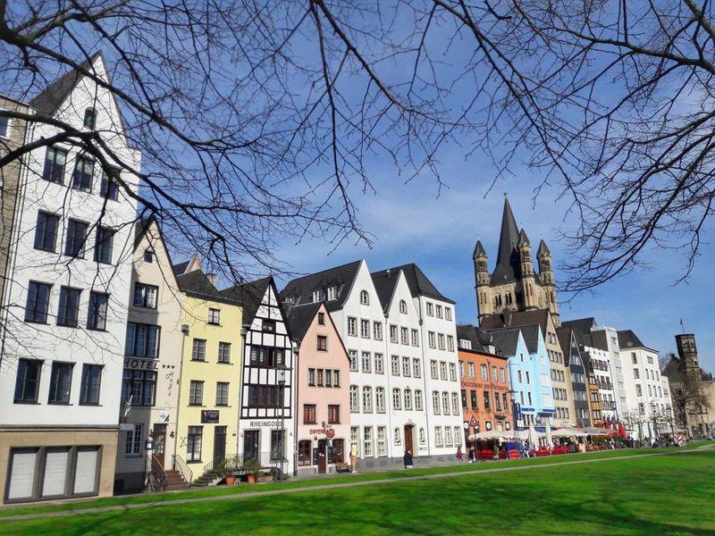 Экскурсия Кёльн — первое свидание