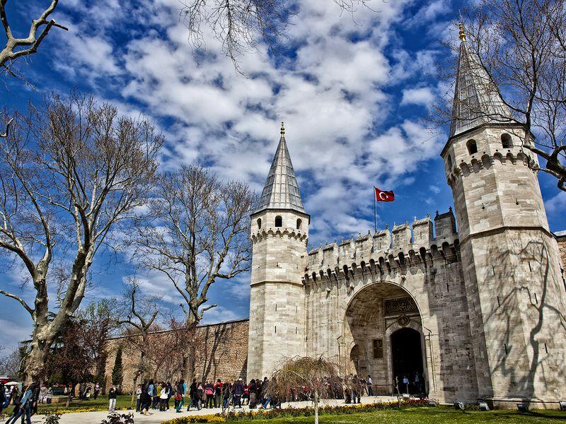 Экскурсия Два в одном: собор Святой Софии и дворец Топкапы