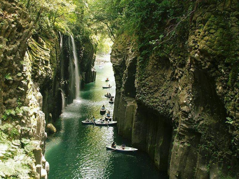Экскурсия Каньоны и водопады — тайные сокровища западной Грузии