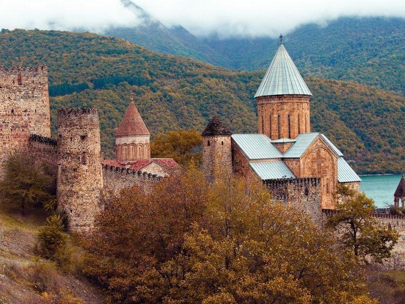 Экскурсия Тбилиси и Мцхета