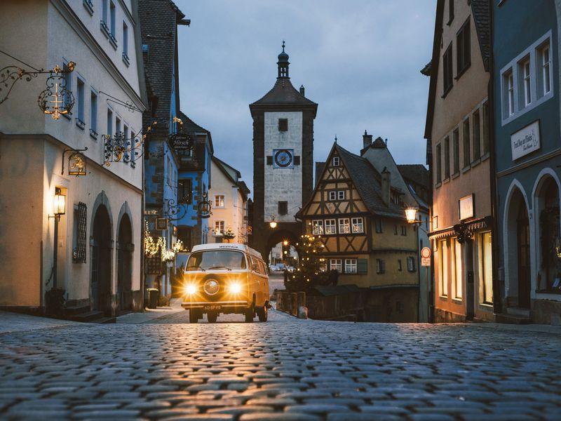 Экскурсия Ротенбург-на-Таубере— средневековая сказка