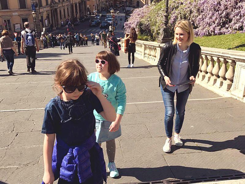 Фото Экскурсия-квест по Риму для детей