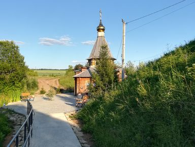 Места силы Татарстана