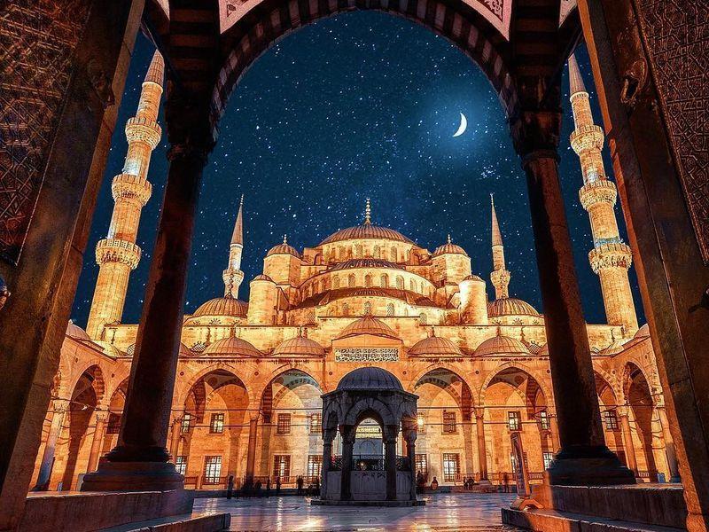 Экскурсия Стамбул Великолепный— побывать восманской сказке!