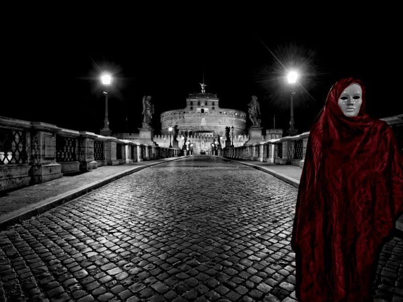Экскурсия Рим с привидениями