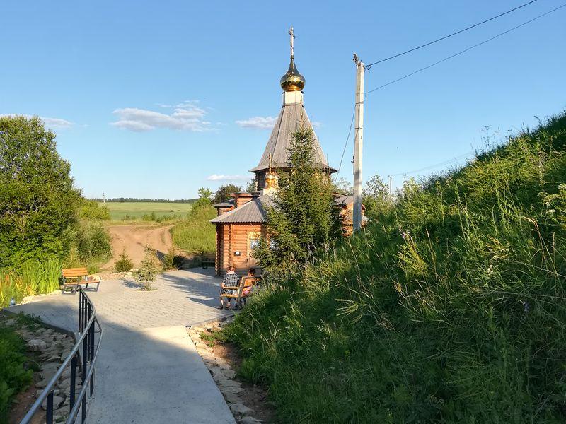 Экскурсия Места силы Татарстана
