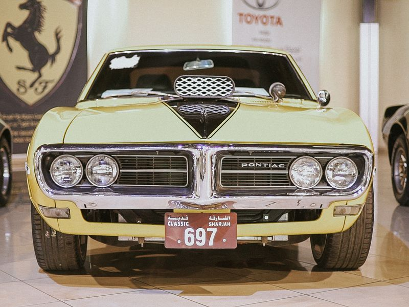 Экскурсия Из Дубая — в музей старинных автомобилей!
