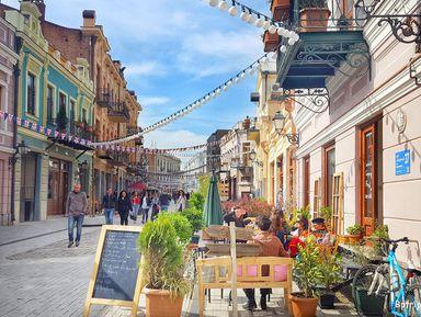 Тбилиси и Мцхета: древняя и новая Грузия