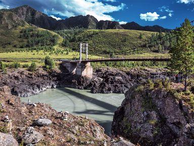 Лучшие пейзажи Чемала