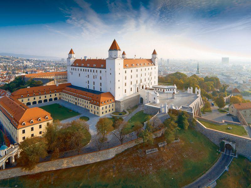 Экскурсия Братислава: город коронации венгерских монархов