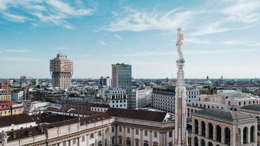 Милан глазами архитектора
