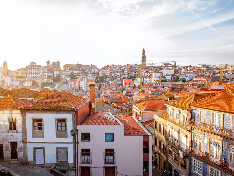 Экскурсия Добро пожаловать в Порту!