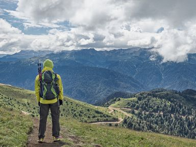 Заповедные горы Кавказа инестандартный Бзерпинский карниз
