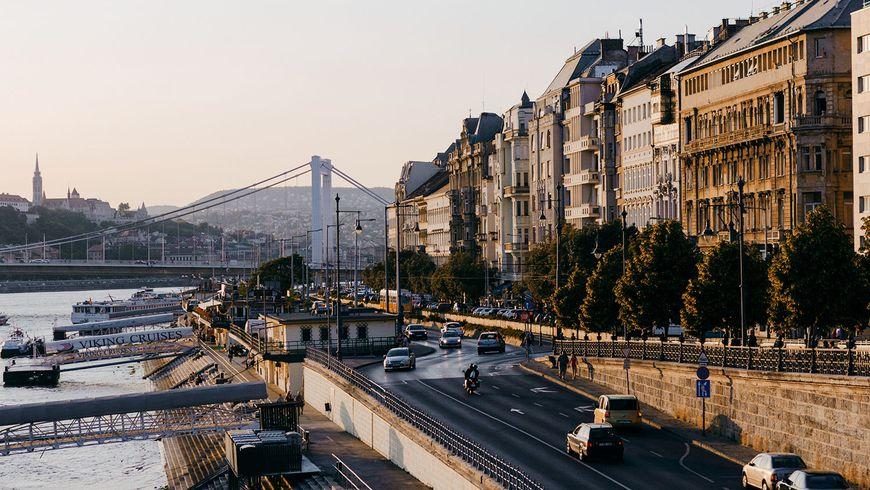 Будапешт вдоль и поперек