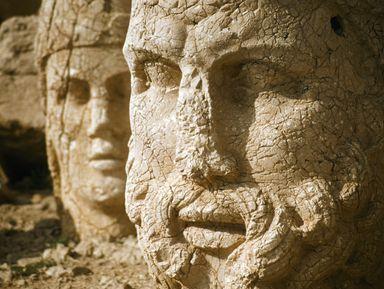Гора богов Немрут-Даг и город пророков Шанлыурфа
