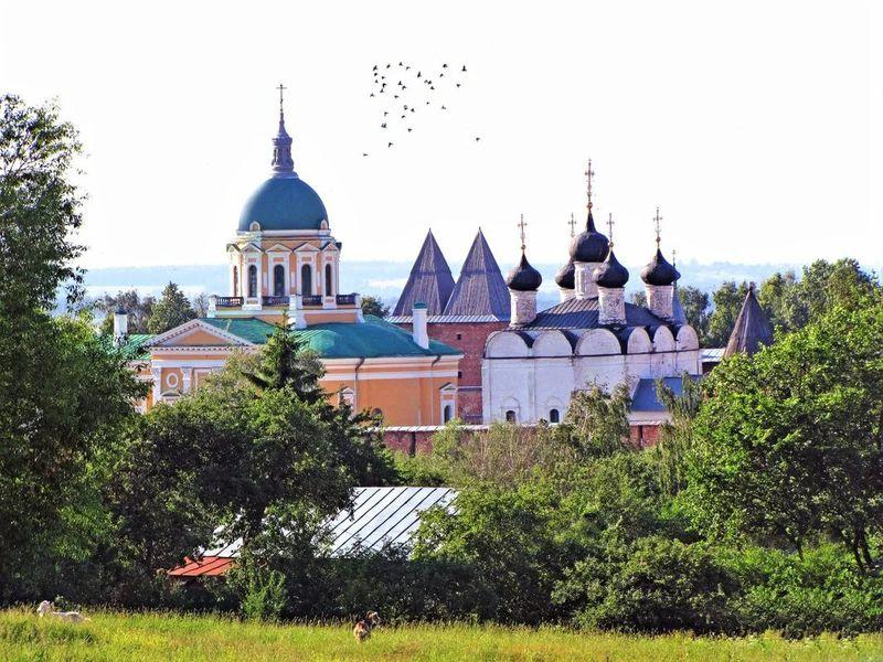 Экскурсия Коломна и Зарайск — две древние крепости