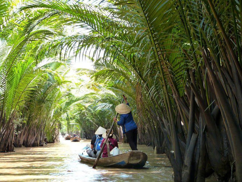Экскурсия Экскурсия по дельте реки Меконг