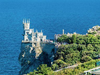 Крым за 2 дня — групповая экскурсия из Анапы