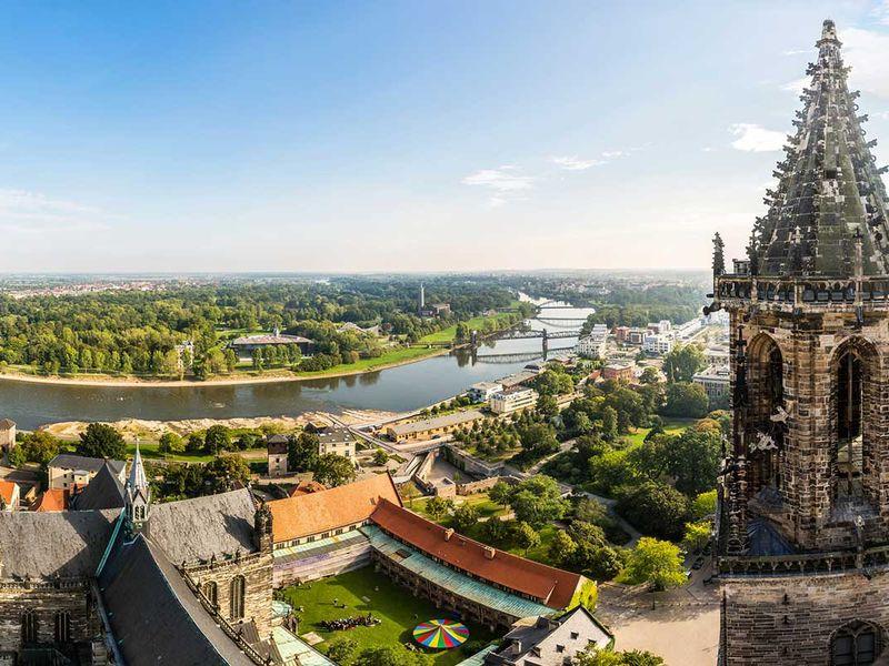 Экскурсия Город поимении Отто— великолепный Магдебург