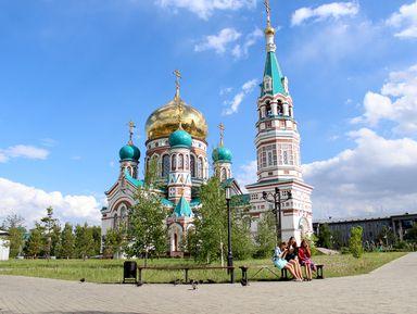Омск — «третья столица России»