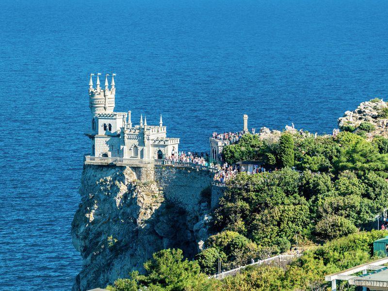 Экскурсия Крым за 2 дня — групповая экскурсия из Анапы