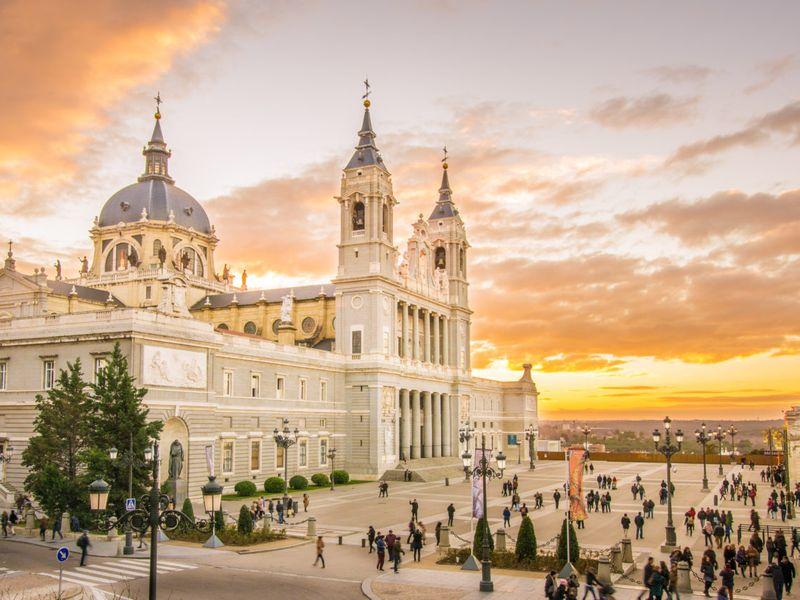 Экскурсия Мадрид — солнечные ворота Европы