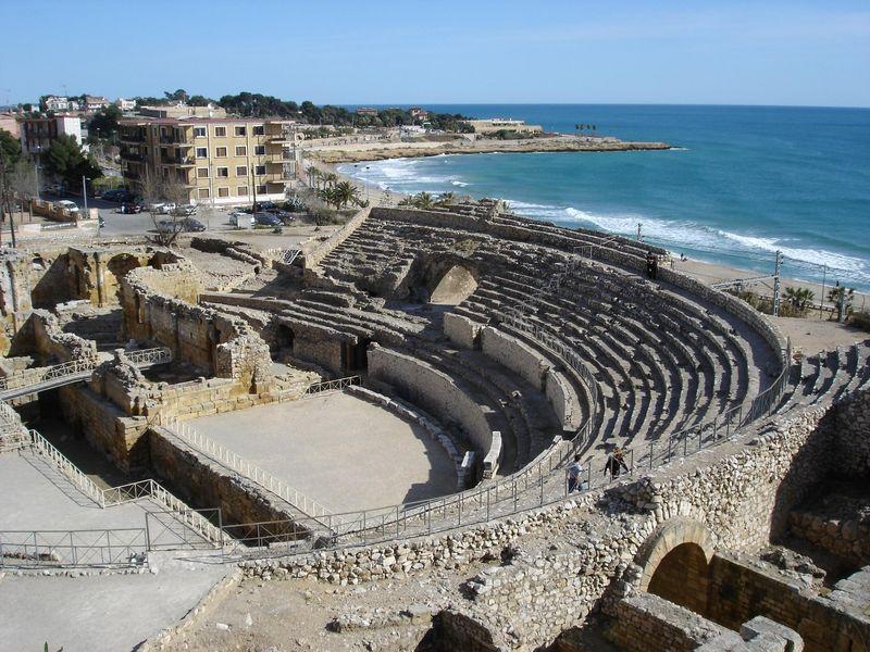 Экскурсия Таррагона — город, что соперничал с Римом