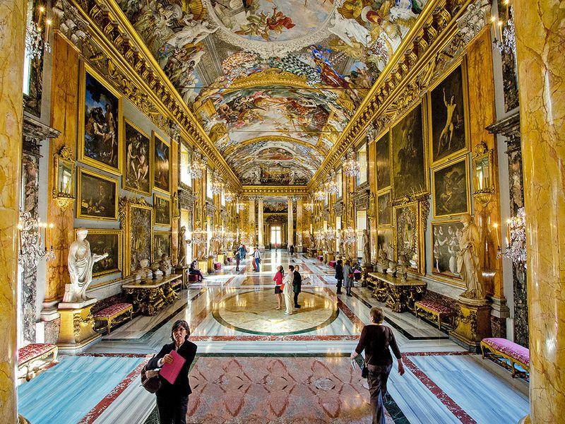 Экскурсия Палаццо Колонна— римский Версаль