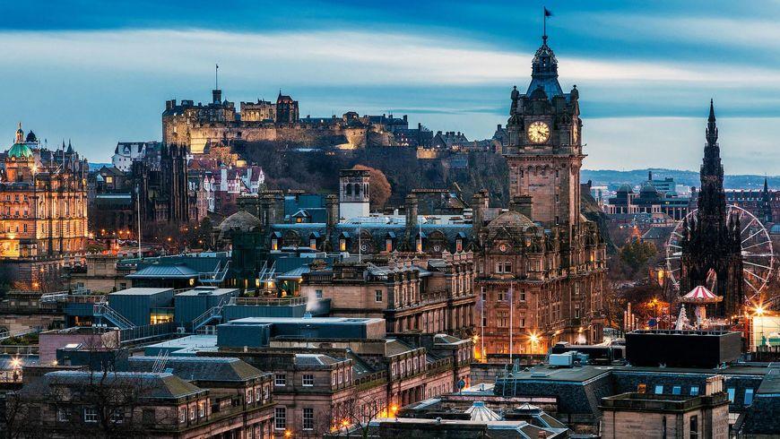 Мистический Эдинбург