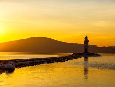Лучшие панорамы Владивостока, остров Русский и морские бухты за 1 день