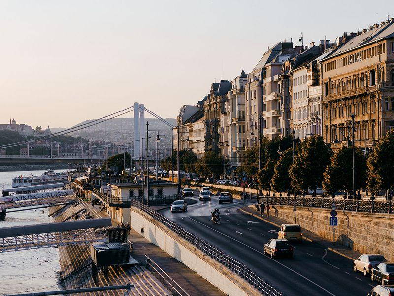 Экскурсия Будапешт вдоль и поперек
