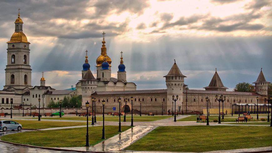 Тобольск— отец городов сибирских