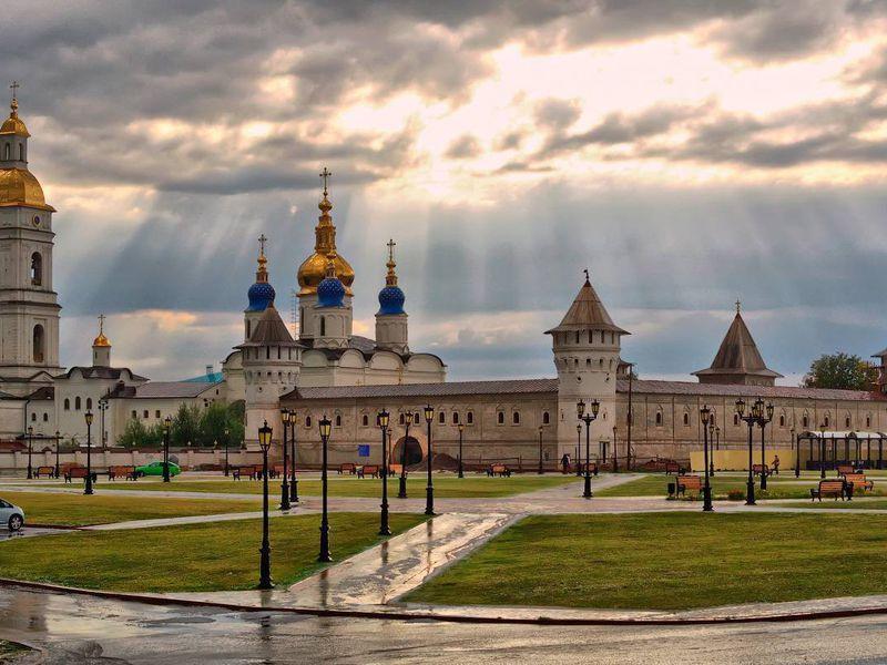 Экскурсия Тобольск— отец городов сибирских