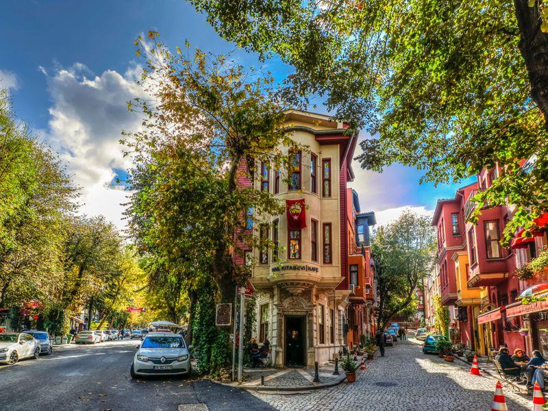 Экскурсия Огород Кузгунджук Бостани — путешествие в Стамбул 19 века