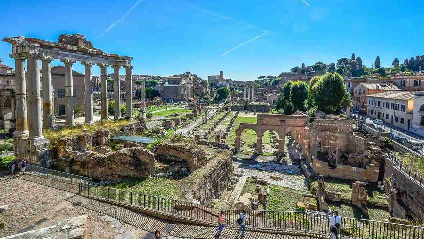 Предания Античного Рима