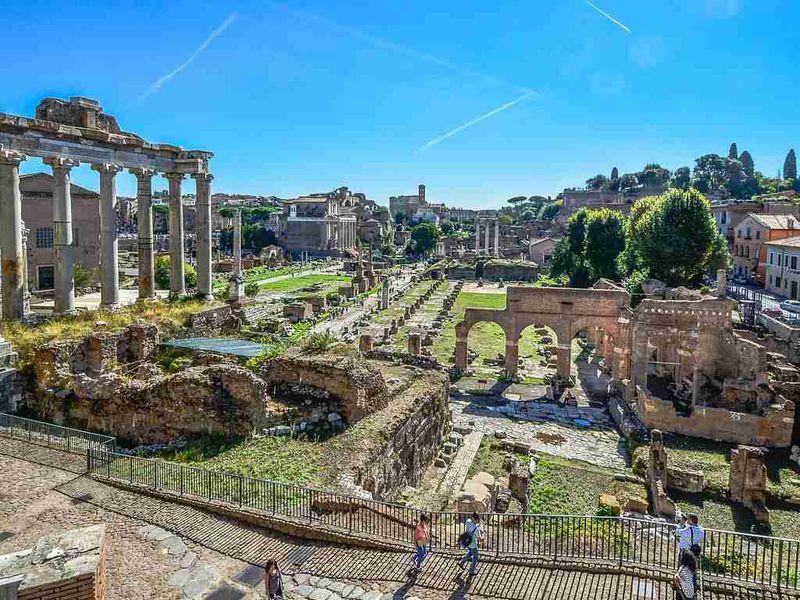 Экскурсия Предания Античного Рима