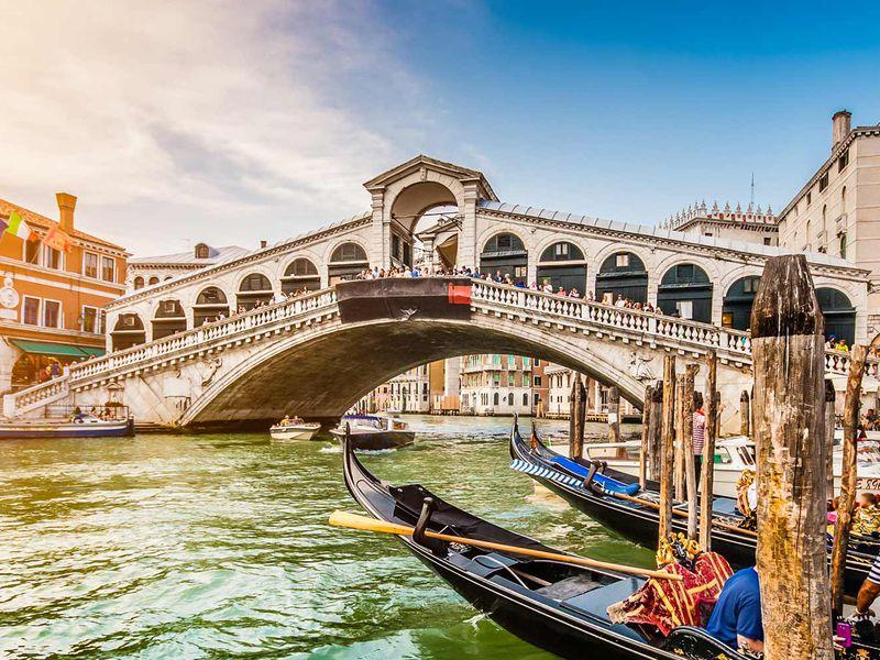 Экскурсия Венеция — первое свидание
