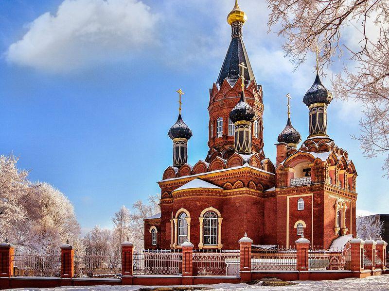 Экскурсия Подревнему Брянску: обзорная экскурсия