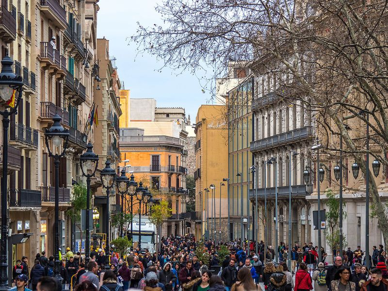 Экскурсия Рандеву скаталонской столицей