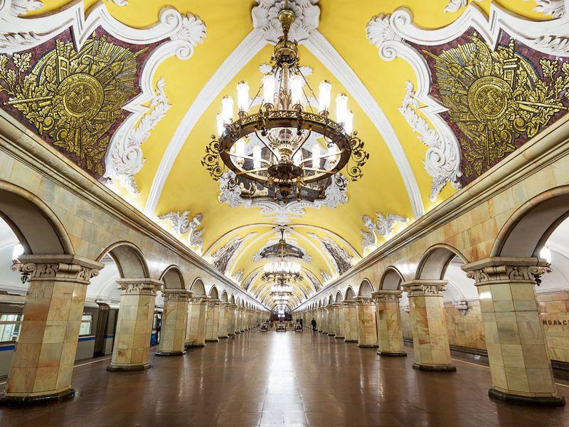 Экскурсия Квест пометро «Московское подземелье»