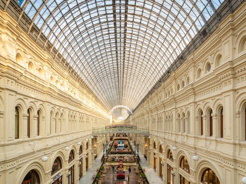 Экскурсия Парфюмерная Москва