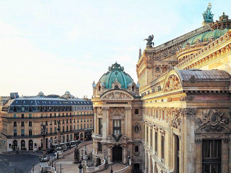 Шарм и блеск Парижа