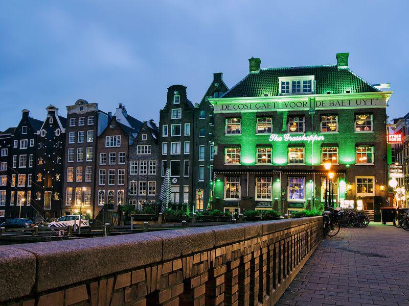 Экскурсия «Совершенно секретно»: позапретным местам Амстердама
